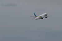 HND - 556 - fun time (飛行機と空)