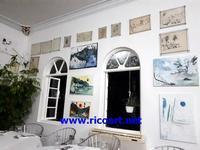 ポートアントニオのジャマイカ・パレスホテル - ジャマイカブログ Ricoのスケッチ・ダイアリ