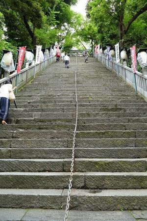 ほおずき市 ご利益たっぷり 千日分 (港区、愛宕神社) - 旅プラスの日記