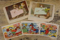 French Animal CARD - carboots