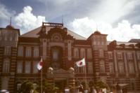 Accumulation of light -Tokyo station- - jinsnap(weblog on a snap shot)