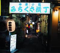 神楽坂 /みちくさ横丁 /神楽小路 /路地裏 - キモいダぁ~Xの戦艦ポチョムキン