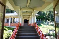 松尾大社松風苑「上古の庭」 - レトロな建物を訪ねて