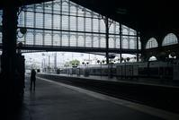 Gare du Nord - floating mind
