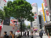 6月25日㈫の109前交差点 - でじたる渋谷NEWS