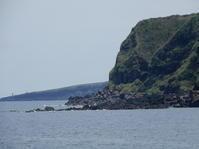 今崎海岸あたり - 三宅島風景