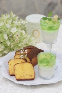 【7月】お菓子教室のご案内 - Le Chat Roseのお菓子日記