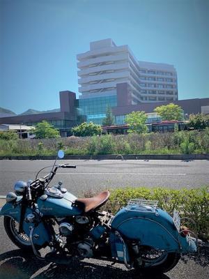 定期健診 - Cyla motorcycle DEPT.