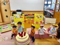 6月生まれの誕生会 - NPO法人みらいっこ公式サイト