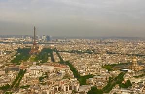 モンパルナスタワーで朝食 - オセロブログ in PARIS