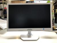 PCモニターデスクトップホワイト5台揃い - プロップアイズ小道具リスト