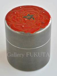 本日から「今井章仁・錫の世界」展開催です。 - Gallery福田