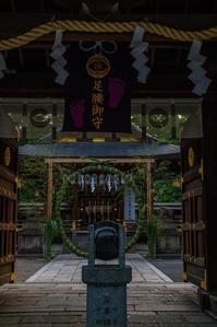 護王神社~夏越の祓・茅の輪くぐり - 鏡花水月