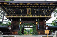 夏越天神・大茅の輪 - 花景色-K.W.C. PhotoBlog