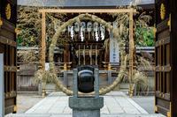 夏越の祓(下御霊神社・護王神社・上御霊神社) - 花景色-K.W.C. PhotoBlog