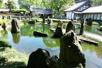松尾大社松風苑「蓬莱の庭」 - レトロな建物を訪ねて