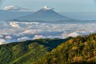 雲海と富士山 - 風とこだま
