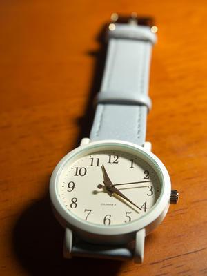 時を刻む -