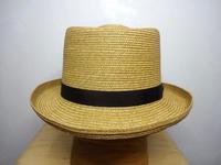 ペーパーブレードポークセーラーハット - 帽子店 Chapeaugraphy
