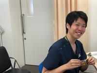 研修医S先生も済生会病院で外来研修中でした♪ - 長崎大学病院 医療教育開発センター           医師育成キャリア支援室