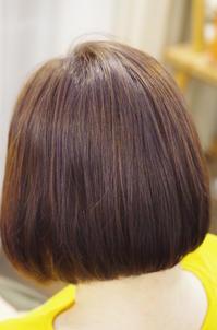 ボブの縮毛矯正 - 吉祥寺hair SPIRITUSのブログ