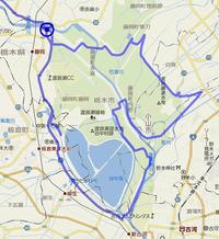 渡良瀬遊水地+佐野古河線 - わたらせ