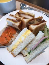 前から気になっていた「Sandog inn神戸屋」のパンのランチブッフェ - あれも食べたい、これも食べたい!EX