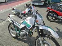 K5サン号 セロー225Wのタイヤ交換とプチBBQ・・・(笑) - バイクパーツ買取・販売&バイクバッテリーのフロントロウ!