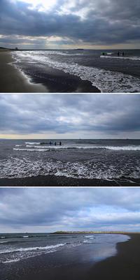 2019/06/27(THU) 曇り空から日差しが差し込む朝。 - SURF RESEARCH