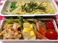 つけ麺★(^^♪・・・・・息子弁当 - 日だまりカフェ