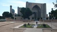 430. 葬られた王妃 / ビビハニム廟とショブ・バザール - 世界の建物 awesome1000