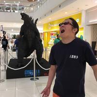 ららぽーと富士見にゴジラ! - RÖUTE・G DRIVE AFTER DEATH