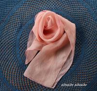 草木染薔薇の花びら染め3回目 - 今が一番