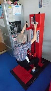 腰椎骨折から、1年経過。現在、90歳‼️ - コンディショニングジム life