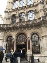 【ウィーン】可もなく不可もなく/カフェ・ツェントラル - サボリーマンOL、ほぼ1人で海外ふらふらした記