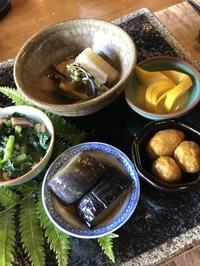 大原の農家レストラン  わっぱ堂 - 石のコトバ
