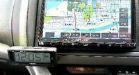 20190627 【時計】車用電波時計 - 杉本敏宏のつれづれなるままに
