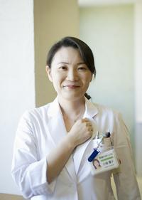 小畑陽子先生よりご挨拶 - 長崎大学病院 医療教育開発センター           医師育成キャリア支援室