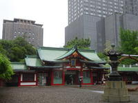 赤坂日枝神社 - blueletter