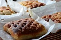 今日もパンを楽しむ会でしたそして再びあれが - 森の中でパンを楽しむ