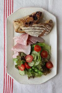 具入りカンパで朝ごパン - Nasukon Pantry