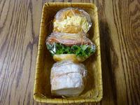 今週の弁当と、今日の梅雨空 - マイニチ★コバッケン