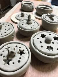 【教室風景🌳6月】 - 出張陶芸教室げんき工房