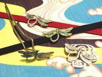 【再入荷】騎西屋*蜻蛉かんざし,帯留め - 豆千代モダン 新宿店 Blog