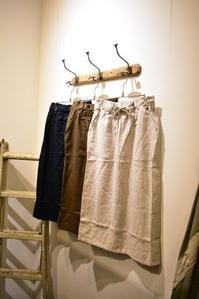 Brocante::Trapeze Skirt - JUILLET
