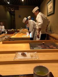 久しぶりのお寿司「鮨 石島」@新富町☆ - ∞ しあわせノート ∞