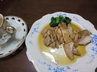 鶏肉料理 - ピアノ弾き語りシンガーソングライターSachikoSongの太陽がいっぱい