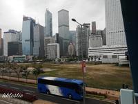 風景戳@香港郵政總局 - 香港貧乏旅日記 時々レスリー・チャン