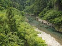 『神崎川と紫陽花と舟伏の里へおんせぇよぉ~』 - 自然風の自然風だより