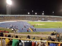 ジャマイカ選手権2019女子100mハードル - ジャマイカブログ Ricoのスケッチ・ダイアリ